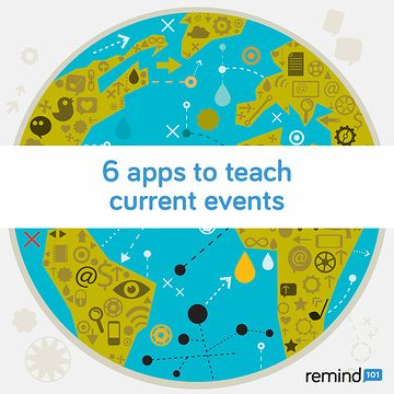 Learn how you can use these free apps to teach current events and explore social studies.