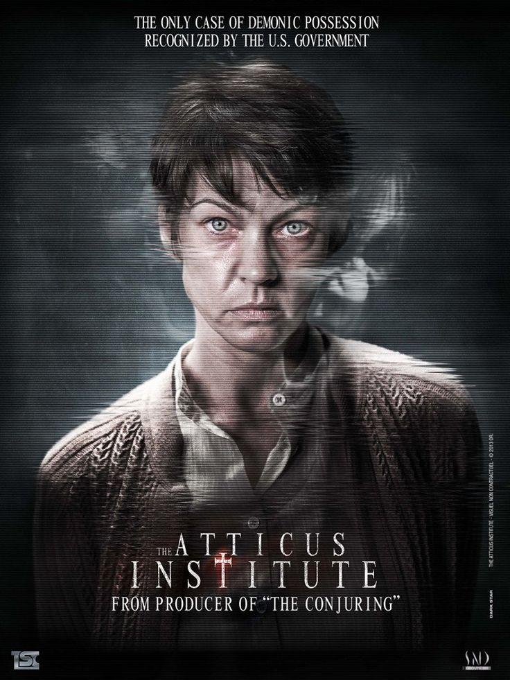 The Atticus Institute Poster and Details - Hell Horror