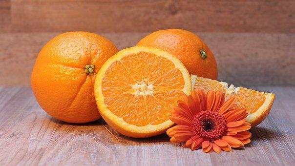 Orange, Pomarańczowy