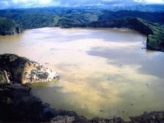 August 21 - Eruption of Lake Nyos