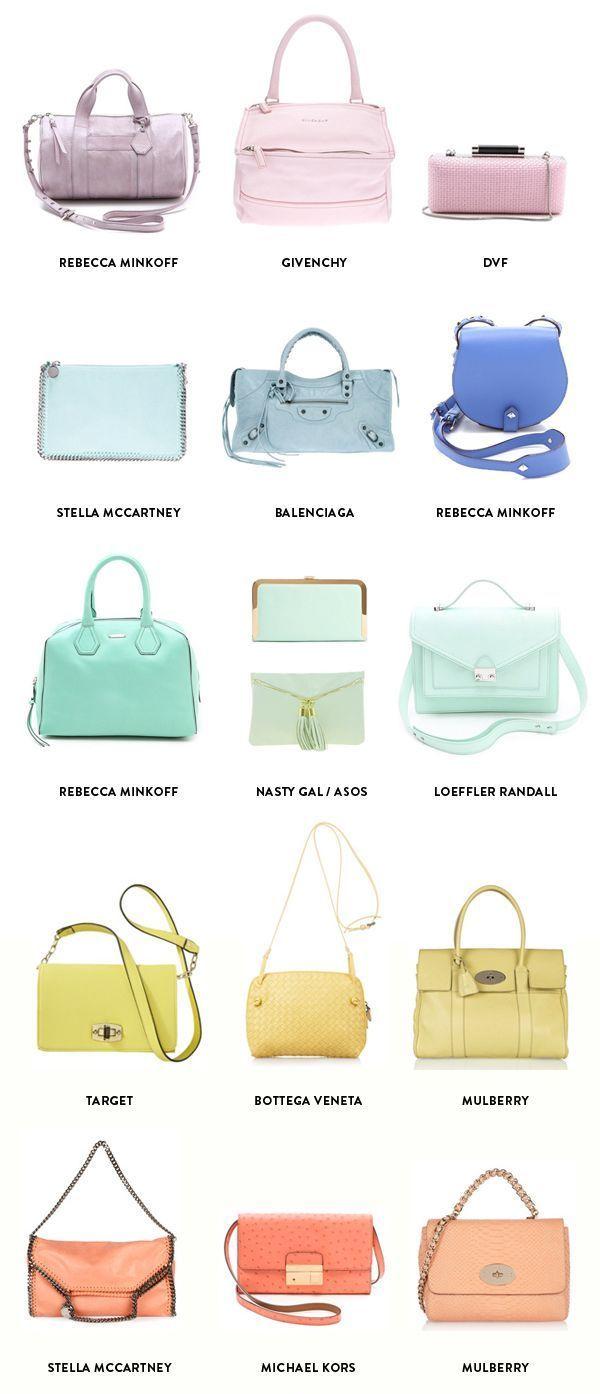 156 Best Handbags Clutches Images On Pinterest Cross Body Nucelle Women Leather Purse Satchel Shoulder Bag Handbag Lock Gorgeous Glitter Elegant Blue Pretty Pastel Bags For Spring