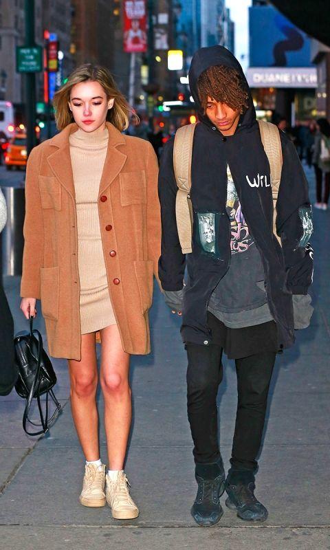 ジェイデン・スミス&サラ・シュナイダーのおしゃれカップルLOOKを分析! | FASHION | ファッション | VOGUE GIRL