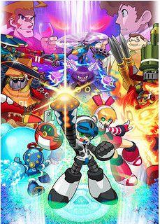 Mighty No. 9 Casts Miyuki Sawashiro, Showtaro Morikubo, M.A.O, Junichi Suwabe, Takehito Koyasu - News - Anime News Network