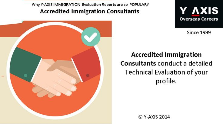 Accredited Immigration Consultantsconduct a detailed Technical Evaluation of your profile.