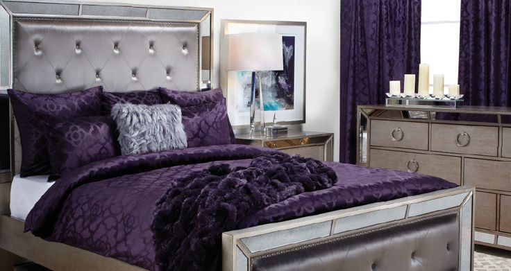 Best 25 Royal Purple Bedrooms Ideas On Pinterest Purple Bed Purple Martinis Image And Future
