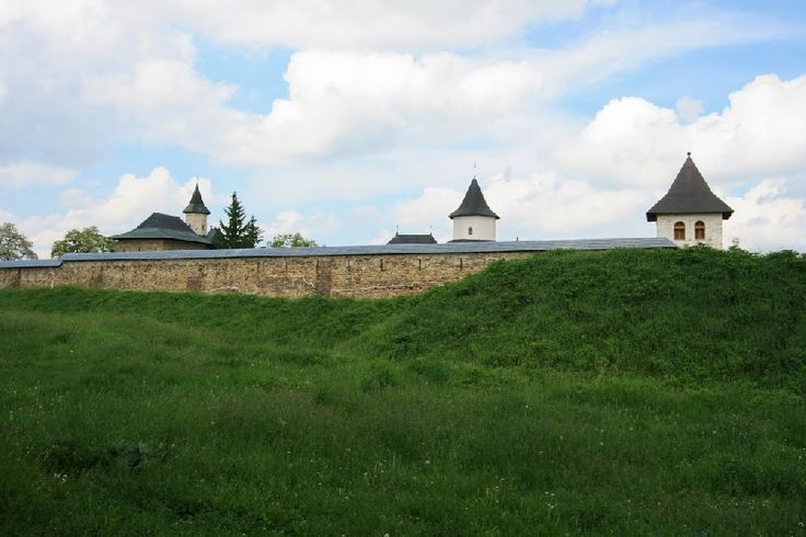 Manastirea Zamca (Armeneasca) din Suceava