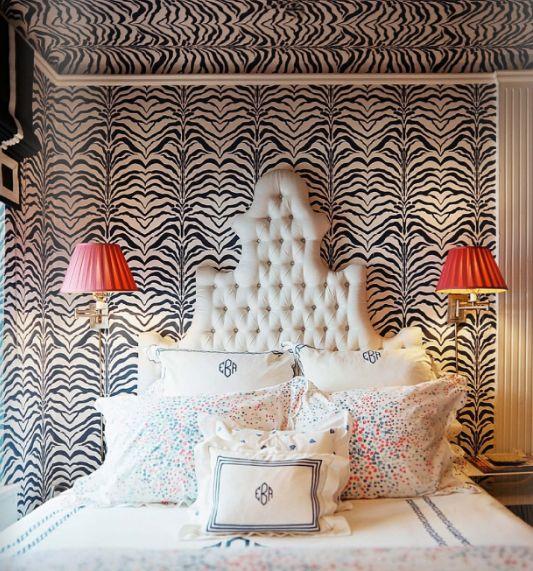 Die 31 besten Bilder zu fabulous decorating auf Pinterest - schlafzimmer zebra