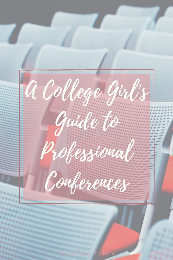 A College Girl's Guide to Professional Conferences ★·.·´¯`·.·★ follow @motivation2study for daily inspiration