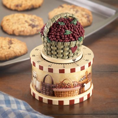 Country Berry Cooking Timer