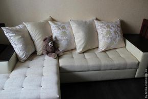 Меняем обивку дивана - Ярмарка Мастеров - ручная работа, handmade