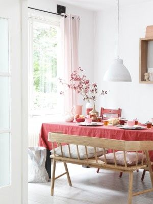 how to use red without it being too much