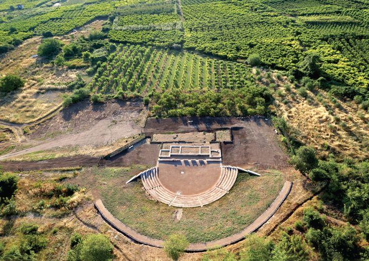 Αρχαίο Θέατρο της Μίεζας