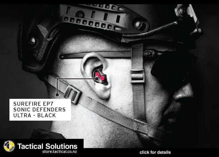Surefire EP7 sonic defenders utlra - ear protection