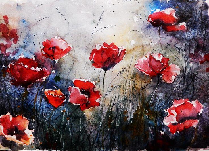 Серафима Калинина | Живопись | Мастер-классы в Санкт-Петербурге artwork by Serafima Kalinina (St. Petersburg)
