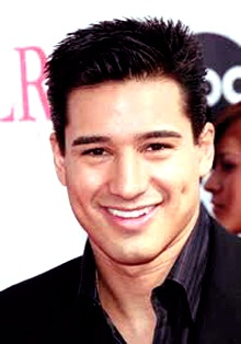 famous mexican american actors | FAMOUS PERSONS: Mexican-American actor Mario Lopez