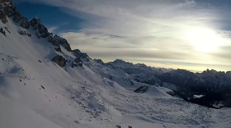 #CarvingLesson #DolomitiSuperski #SkiingInAlps #AlpsWinter