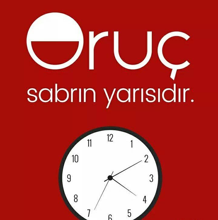 ⏳🕓⏩  ORUÇ SABRIN YARISIDIR.  #oruç #ramazan #iftar #sahur #yemek #sabır #Allah #din #dünya #islam #müslüman #ilmisuffa