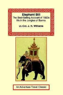 Elephant Bill by J.H. Williams. One of the books I used for research when writing CHAINED. I got it for the elephant research, but ended up making Ne Min a Burmese character because I was so fascinated with the families described in the book who worked with elephants during WWII Burma.