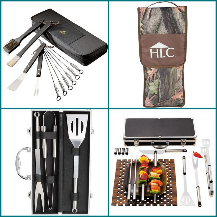 BBQ Set from HotRef.com
