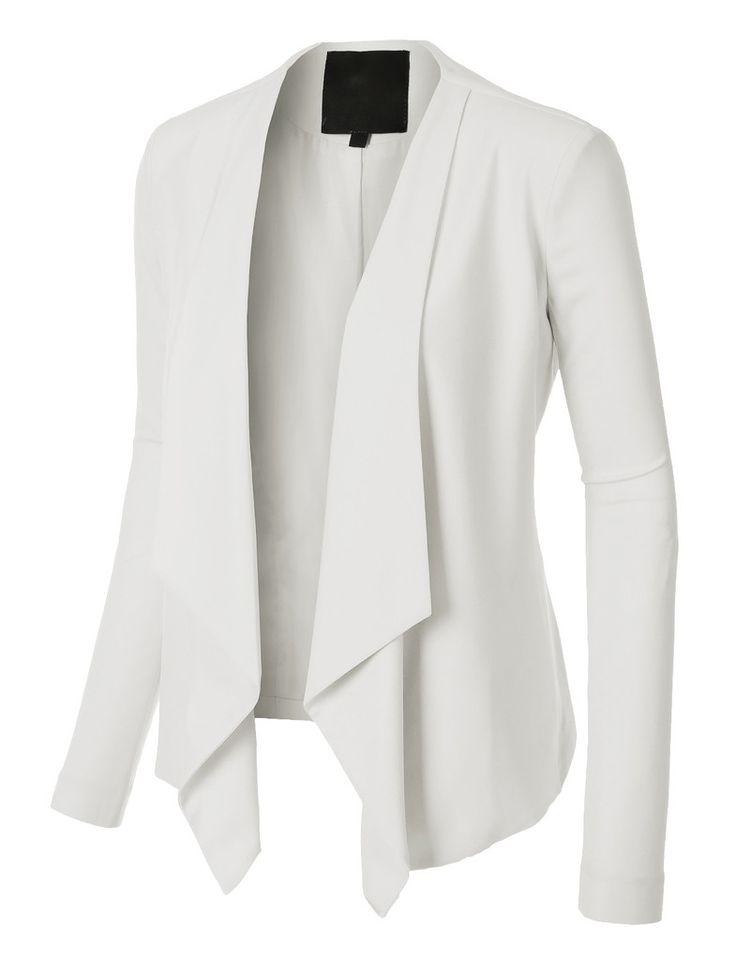 25  cute Long blazer jacket ideas on Pinterest | Long blazer, Grey ...