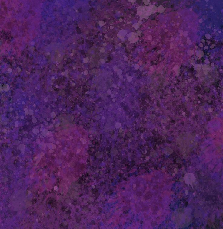 Purple dirt.