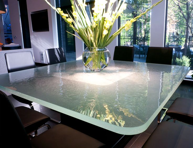 ... Fresh And Modern, A ThinkGlass Tabletop Will Be The Perfect Choice. Our  Glass Applications Are Created According To Your Needs And Requirements. Part 72