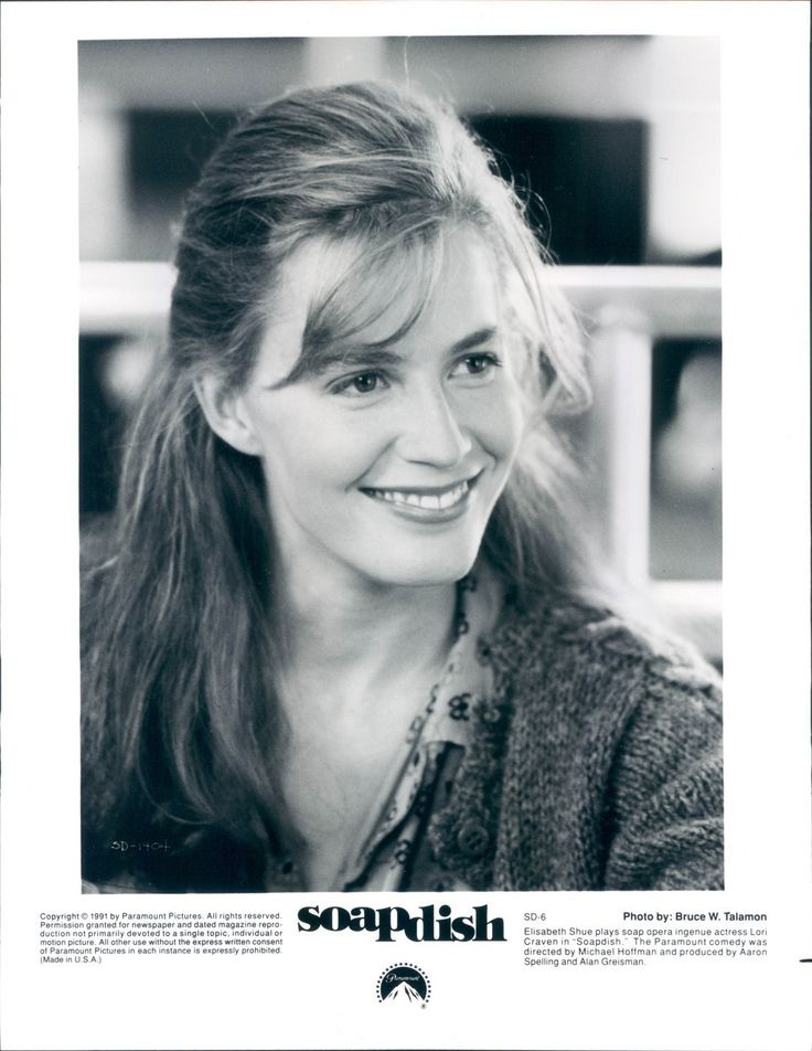 Elisabeth Shue as Laurie Craven in Soapdish (1991)