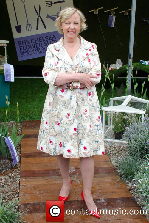 RHS Chelsea Flower Show 2013. Deborah Meaden - RHS Chelsea Flower Show 2013 - VIP and press preview day - London, United Kingdom - Monday 20th May 2013