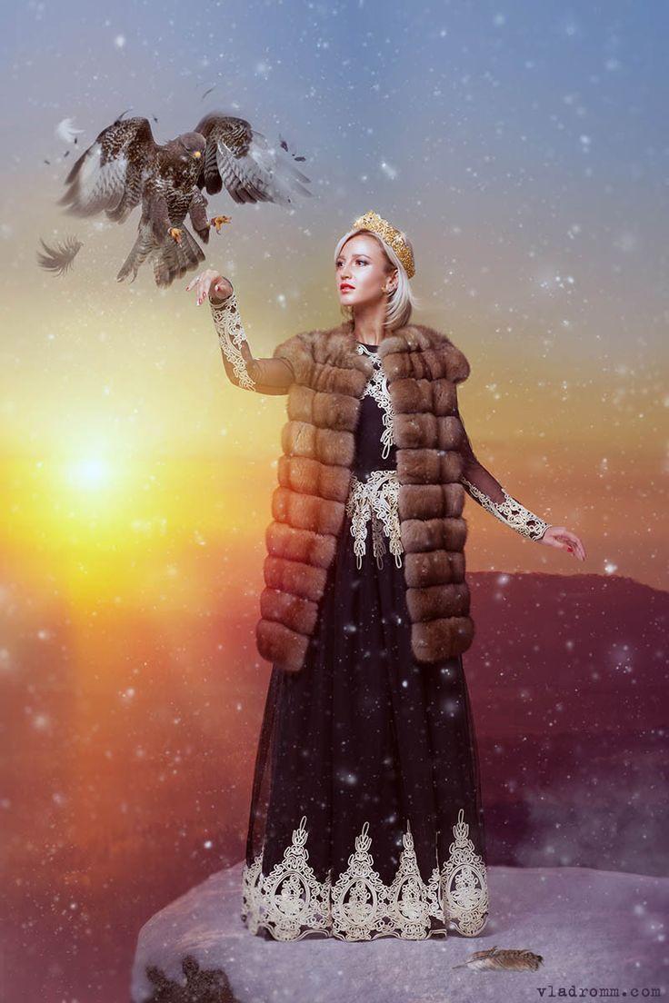 """Den """"russiske vinter"""" \ fotograf Vlad Romm. Diskussion om LiveInternet - Russisk service Online Diaries"""