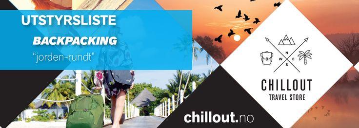 Chillout Travel Store - Størst og best på reiseutstyr