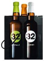 32 Via dei Birrai..... Curmi, ein helles, würziges Bier zu weißem Fleisch und Fisch, zu rohem Gemüse und Frischkäse empfohlen. Das Oppale, ein hopfenbetontes Bier nach belgischem Vorbild, schmeckt zu deftigen Zubereitungen.