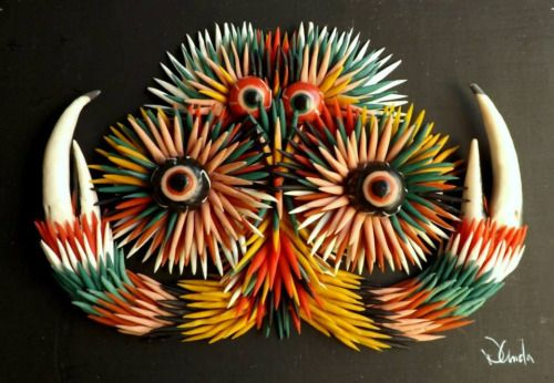 Captivating Plasticine Art from Nora UndaNora (1982 ) graduated in Arts with a…