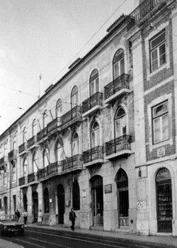 Antigo convento da Trindade (?)
