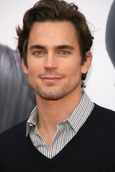 M is for Matthew Bomer - there are a lot of great Matthew's, but he is one of my favorites!