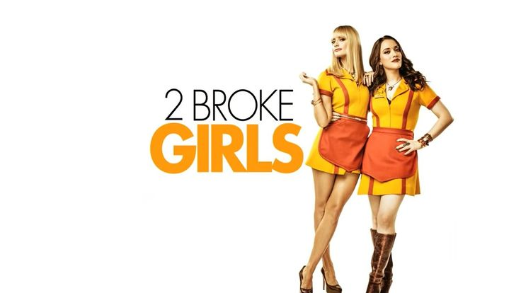 Photos Two Broke Girls Season Cast Promotional Photos