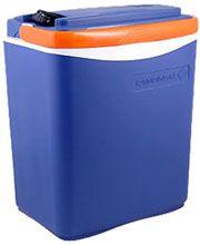 Изотермические автомобильные сумки и контейнеры используют для кратковременного хранения охлажденных и замороженных продуктов при доставке от магазина до дома.