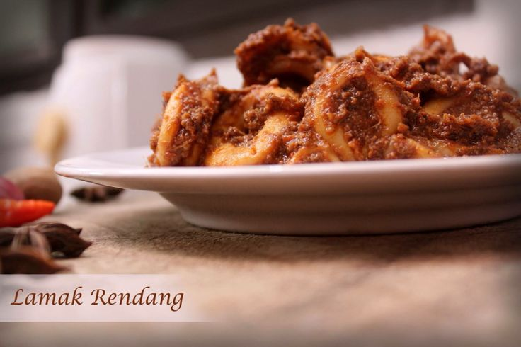 RENDANG CUMI FOR ORDER PLEASE TEXT 62 8111888528 www.rendanglamak.com