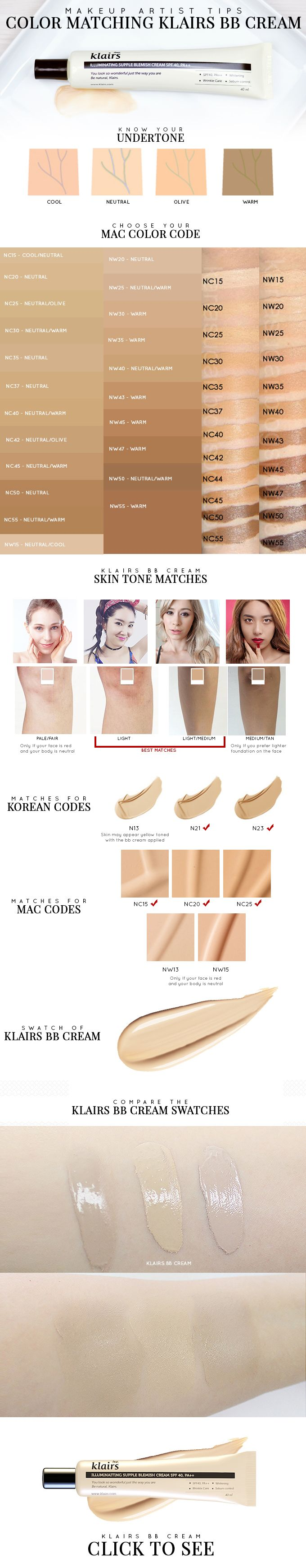 how to find your undertone woc