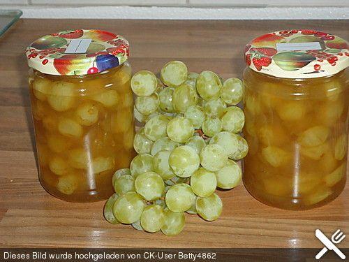 Weintraubenmarmelade II