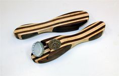 Learn how to make a bottle opener in this Woodworkers Guild of America article. This unique bottle opener is a great gift idea for yourself or a friend.