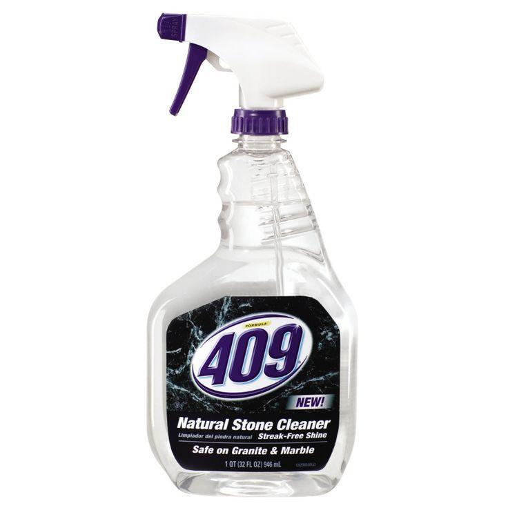 Formula 409 natural stone cleaner best granite