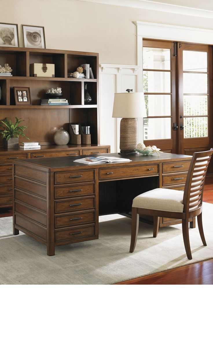 17 Best Images About Home Office Desks On Pinterest Home Office Design Luxury Home Decor And
