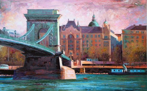 Budapest színei