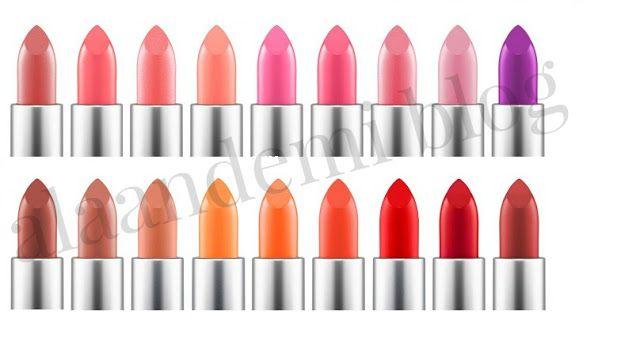 Landé: Jaki kolor szminki wybrać?  ciepła wiosna/warm spring