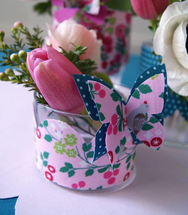 Fiche tutoriel couture Frou-Frou : customiser votre table de Pâques