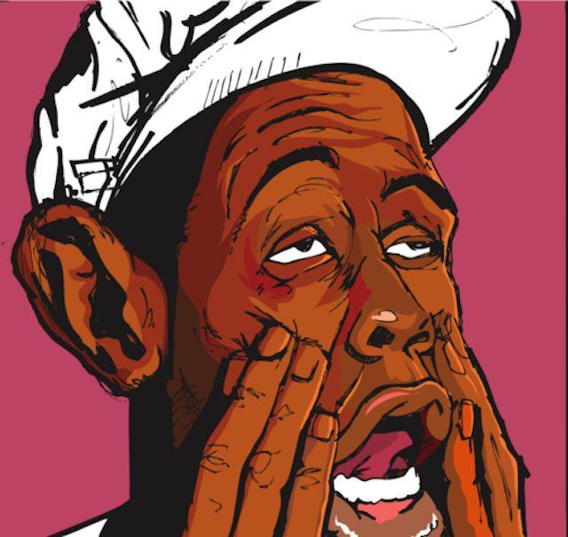 Por Amor al Arte: Dibujos de artistas de Hip Hop por Will Prince