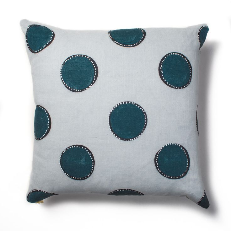 Dotted Circles Pillow 50 best The Dobler