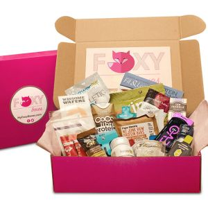 Foxy Boxes- always wanted to try a box subscription. This one is up my alley!
