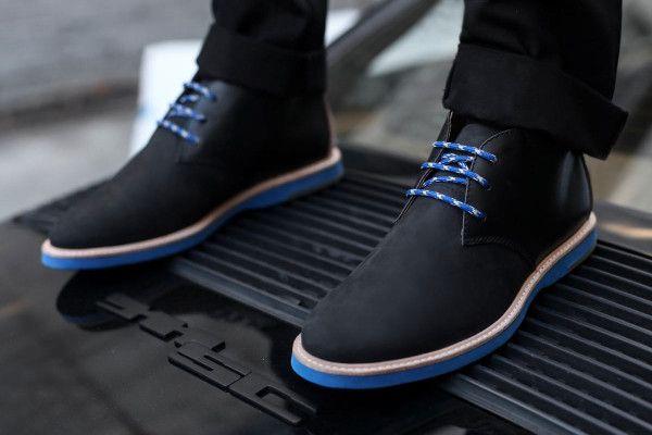 Mens Shoe in style! #shoes #mensfashion #black #amazing