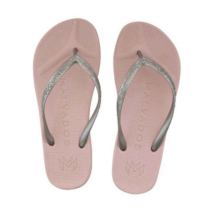 Malvados Playa in Sugar Bomb is a luxurious and comfortable flip flop with molded footbed